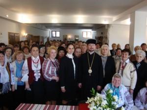 Зустріч спільноти з вл. Богданом (Дзюрахом)